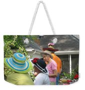 Derby Party Weekender Tote Bag