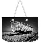 Derelict Boat Weekender Tote Bag