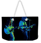 Derringer 77 #48 Enhanced In Cosmicolors Weekender Tote Bag