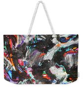 Dervish And The Rainbow  Weekender Tote Bag
