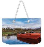 Derwent Water Harbor Weekender Tote Bag