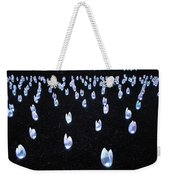 Descanso Gardens - Enchanted Forest Tulips Weekender Tote Bag