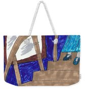 Descending The Stairs Weekender Tote Bag