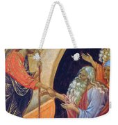Descent Into Hell Fragment 1311 Weekender Tote Bag