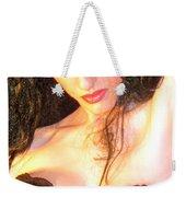 Desdemona - Fierce - Self Portrait Weekender Tote Bag