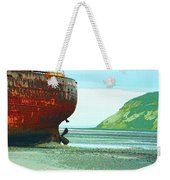 Desdemona 5 Weekender Tote Bag by Dominic Piperata