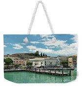 Desenzano Del Garda Lake Garda Italy Weekender Tote Bag