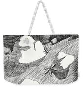 Canyon Weekender Tote Bag