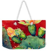 Desert Bloom Weekender Tote Bag