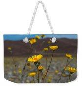 Desert Blooms Weekender Tote Bag