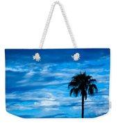 Desert Blues Weekender Tote Bag