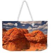 Desert Brain Rocks Weekender Tote Bag