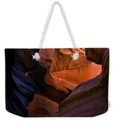 Desert Bridge Weekender Tote Bag