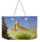 Desert Butte Weekender Tote Bag