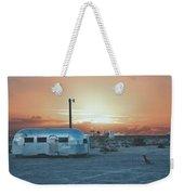 Desert Caravan Weekender Tote Bag