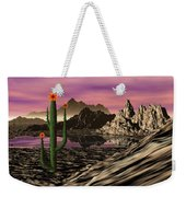 Desert Cartoon Weekender Tote Bag