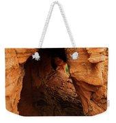 Desert Cavern Weekender Tote Bag