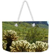 Desert Cholla 2 Weekender Tote Bag
