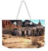 Desert Church Weekender Tote Bag