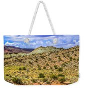 Desert Colors Weekender Tote Bag