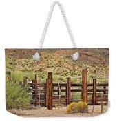 Desert Corral Weekender Tote Bag