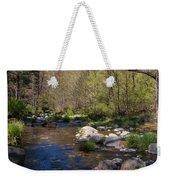 Clear Water Weekender Tote Bag