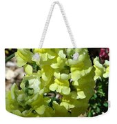 Desert Flowers Virginia City Nevada Weekender Tote Bag
