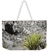 Desert Green Weekender Tote Bag