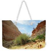 Desert Greenery Weekender Tote Bag