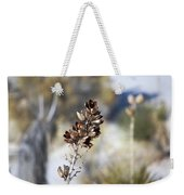 Desert Magic Weekender Tote Bag