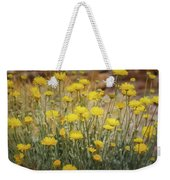 Desert Marigold Bouquet  Weekender Tote Bag