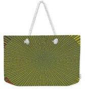 Desert Marigold Flowers Abstract #2 Weekender Tote Bag