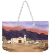 Desert Mission Weekender Tote Bag