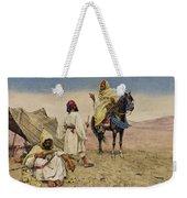 Desert Nomads Weekender Tote Bag