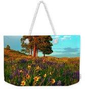 Desert Pines Meadow Weekender Tote Bag