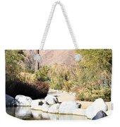 Desert Pond Weekender Tote Bag
