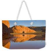 Desert Pools Weekender Tote Bag by Mike  Dawson