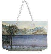 Desert Sea Weekender Tote Bag