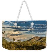 Desert Sky - San Tan Arizona Weekender Tote Bag