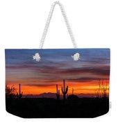 Desert Skyline  Weekender Tote Bag
