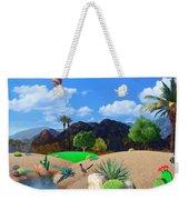 Desert Splendor Weekender Tote Bag