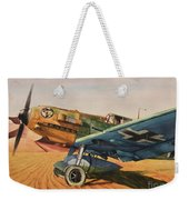 Desert Storm Weekender Tote Bag