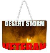 Desert Storm Vet Phone Case Work Weekender Tote Bag