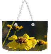 Desert Sunflower Weekender Tote Bag