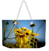 Desert Sunflower Variations Weekender Tote Bag