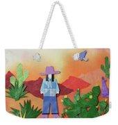 Desert Sunrise By Mary Ellen Palmeri Weekender Tote Bag