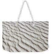Desert Textures 1 Weekender Tote Bag