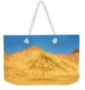 Desert Tree Weekender Tote Bag