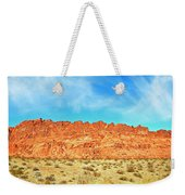 Desert Valley Of Fire Weekender Tote Bag