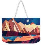 Desert Valley Weekender Tote Bag